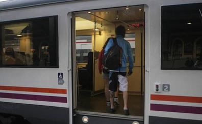 El tren playero unirá Palencia con Santander los fines de semana y festivos