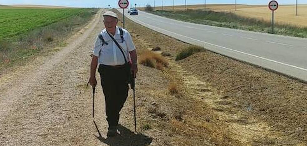 Hasta Santiago, a los 90 años