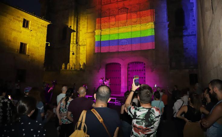 Día del Orgullo LGTBI+ en Salamanca