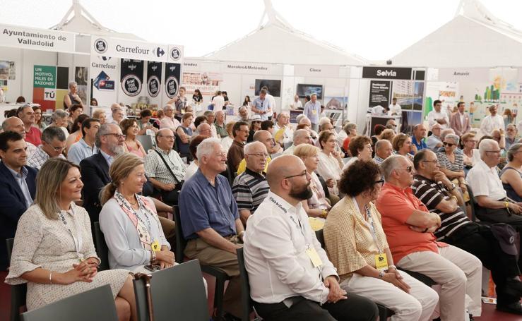 Jornada inaugural del primer Festival 60+Activos que organiza El Norte de Castilla