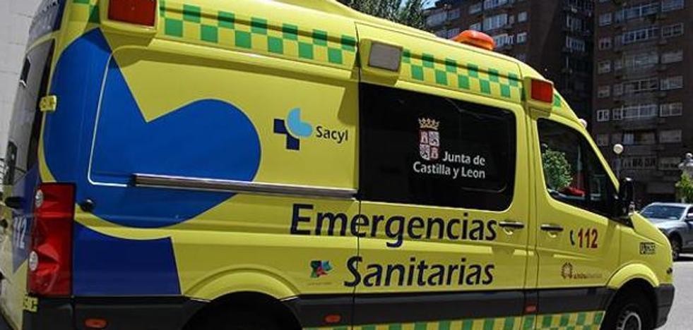 Evacuan a un joven inconsciente y en estado grave tras una pelea multitudinaria en la zona de las Llanas en Burgos