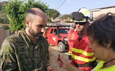 Medios de cinco provincias atacan el fuego en el valle del Tiétar «en condiciones extremas»