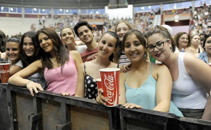 Si estuviste en el concierto de Luis Fonsi, búscate en las fotos