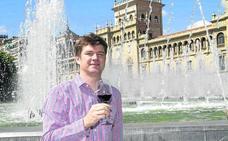 De Valladolid al planeta con una copa de vino