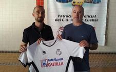 Luis Martín entrenará al Racing Cuéllar en la Tercera de fútbol sala