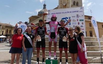 Guillermo Silva gana el primer Gran Premio de Villalón de Campos