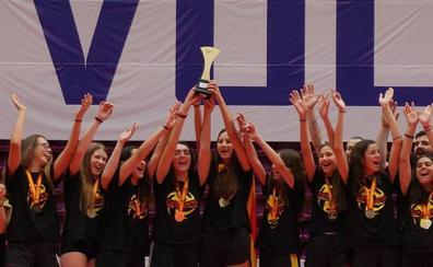 Valladolid corona a los nuevos campeones del CESA 2019