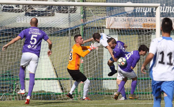Final de la Copa Delegación de Fútbol entre Monteresma y Cantalejo