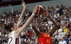 España avanza directa a cuartos con pleno de victorias