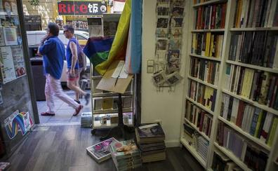 La literatura gay salta el arcoíris