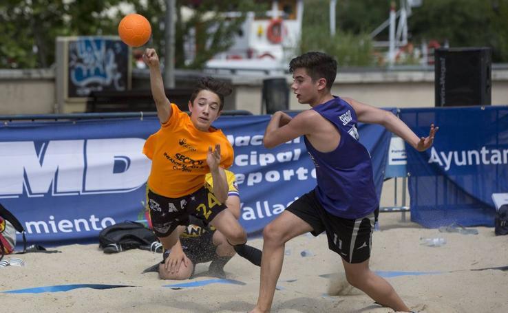 II Torneo de Balonmano Playa Arena 'Ciudad de Valladolid'