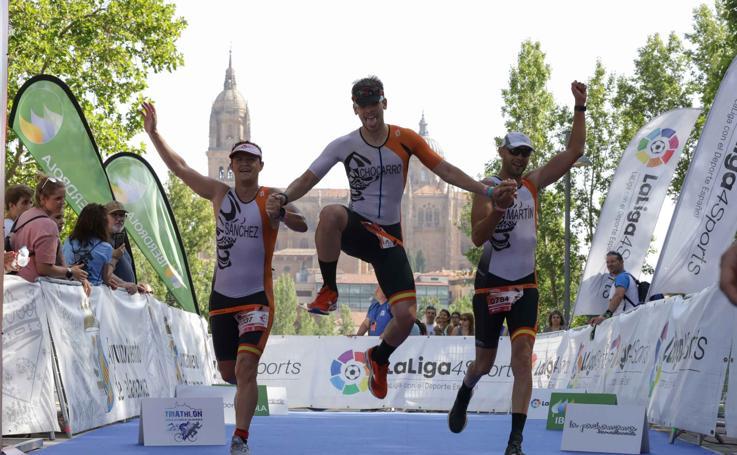 Campeonato de España de Triatlón de Larga Distancia en Salamanca (3/3)