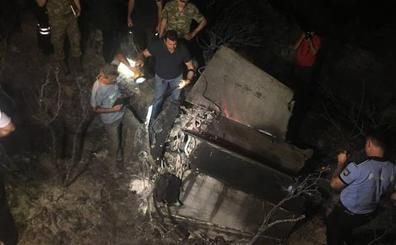 El objeto no identificado que se estrelló en Chipre podría ser un misil ruso
