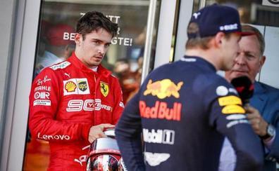 Verstappen y Leclerc, el duelo que necesita (pero no merece) la Fórmula 1