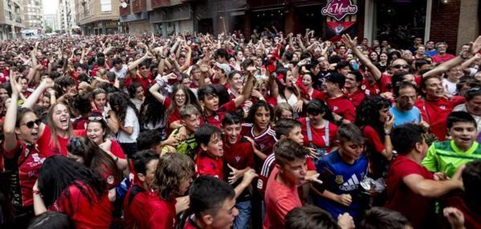 El Mirandés regresa a Segunda División solo dos años más tarde
