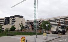 Tres de cada cuatro viviendas de los años de la burbuja siguen sin venderse en Segovia