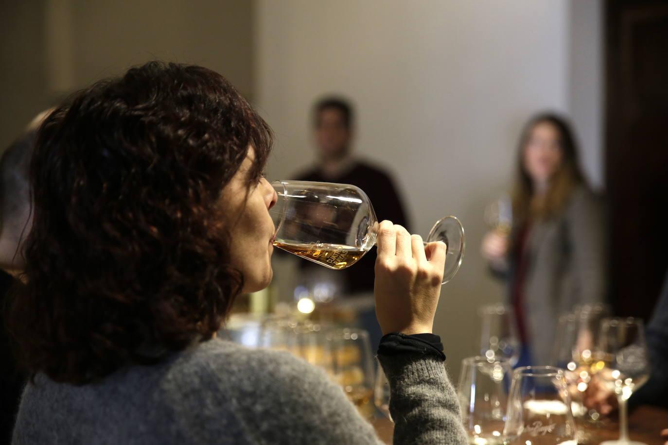 Una oportunidad para saber más inglés y de vinos