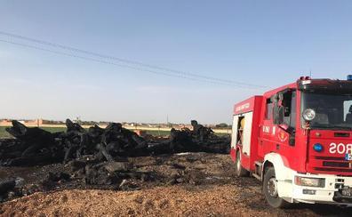 Se da por controlado el incendio de El Arenal, tras tres días activo