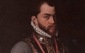 Personajes de Valladolid: Felipe II