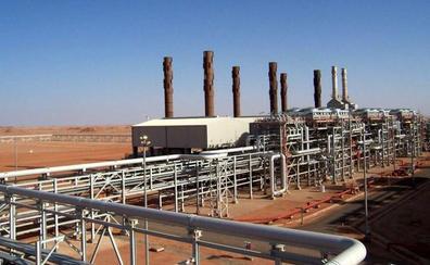Se desata un gran incendio en una planta de gas argelina estratégica para Europa