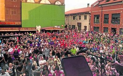 El corte del Guindo y la procesión de la Virgen protagonizan las fiestas de Renedo