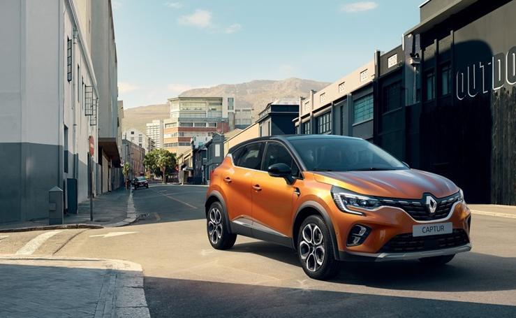 Primeras fotos del nuevo Renault Captur