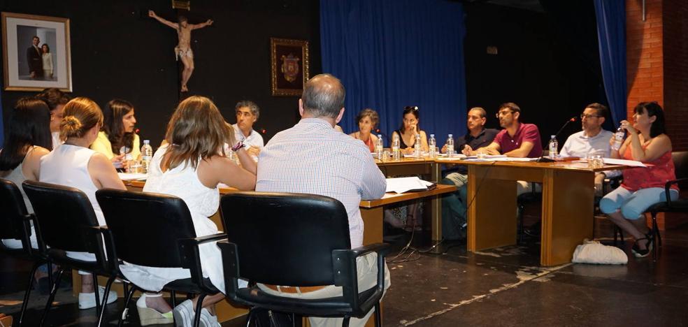 Alberto Plaza y el PP gobernarán en Simancas en minoría con acuerdos puntuales