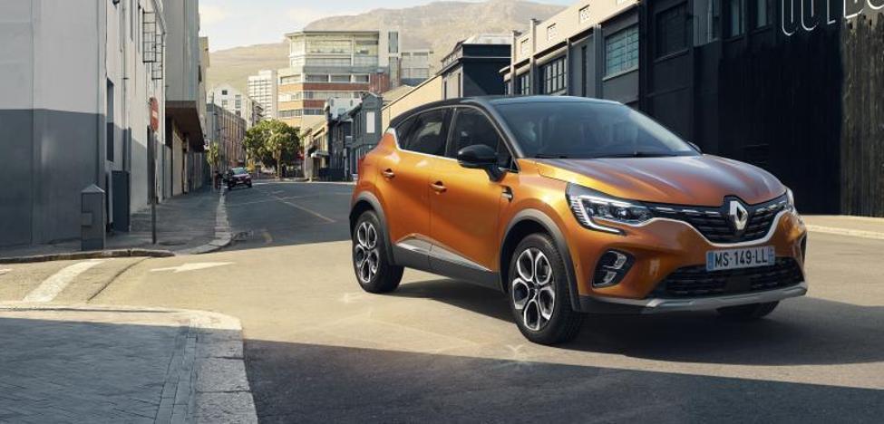 El Captur crece en tamaño y estrenará la tecnología híbrida recargable de Renault