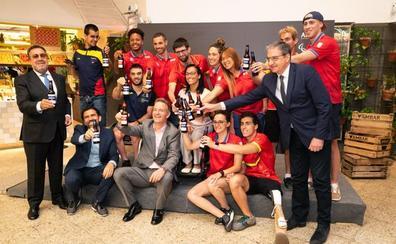 El equipo paralímpico español, apoyado por 120 años de experiencia