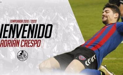 Adrián Crespo, nuevo fichaje del Salamanca CF UDS para la próxima temporada