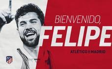 Felipe y Herrera, dos 'gladiadores' para el Atlético de Simeone