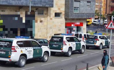 A disposición judicial otro detenido en la operación antidroga de la Guardia Civil de Segovia de finales de junio