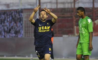 El Salamanca CF ata al delantero Hugo Díaz procedente del Atlético Baleares