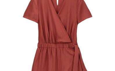 'Wrap dress' o el cruce mágico de un vestido