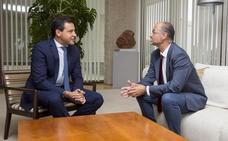 Mañueco irá el próximo martes día 9 a la investidura con los votos de PP y Ciudadanos