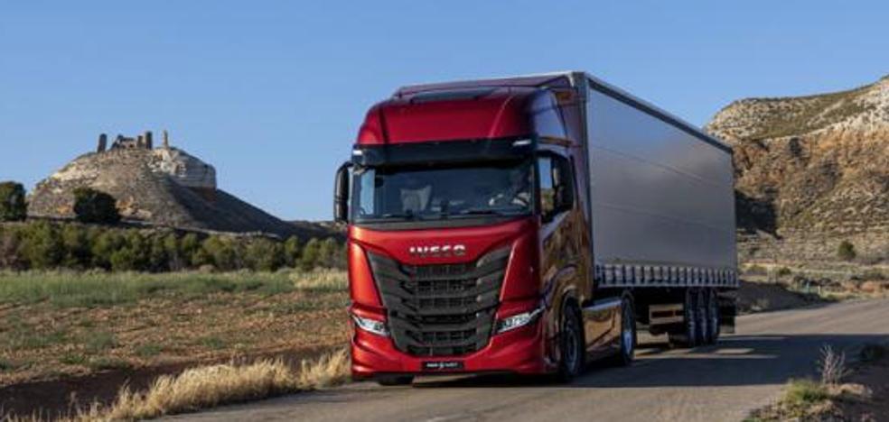 Iveco verá aumentar su carga de trabajo gracias al nuevo camión S-Way que relevará al Stralis