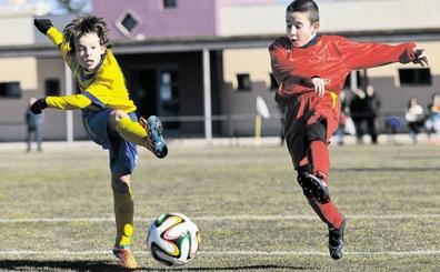 El Ayuntamiento de Valladolid destina 235.000 euros al deporte de base