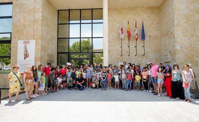 Vacaciones en paz para 24 niños saharauis en Salamanca
