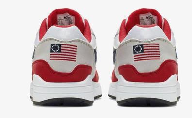 Nike retira unas zapatillas cuyo diseño se asocia a un periodo de esclavitud