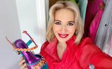 Ania Iglesias: «Confieso que me sigo poniendo ropa de cuando tenía, no exagero, 20 años»
