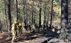 Controlado el incendio de Gavilanes – Pedro Bernardo tras seis días activo
