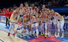 La mejor España, a la lucha por las medallas y al Preolímpico