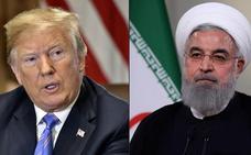 Trump y el correoso Irán