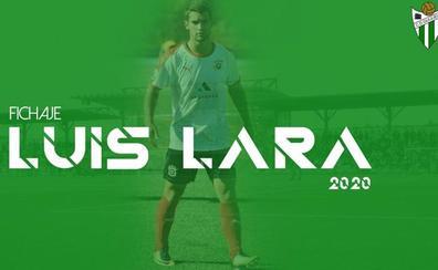 El CD Guijuelo contrata al extremo Luis Lara procedente del CD Vitoria
