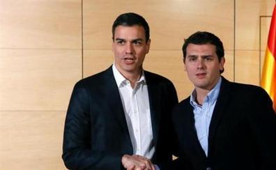 Rivera reitera que no volverá a reunirse con Sánchez