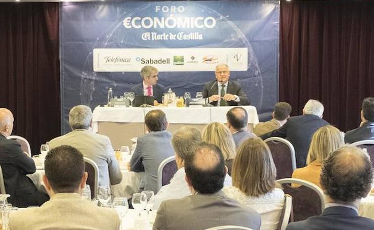 Foro Económico de El Norte de Castilla con Josep Bou