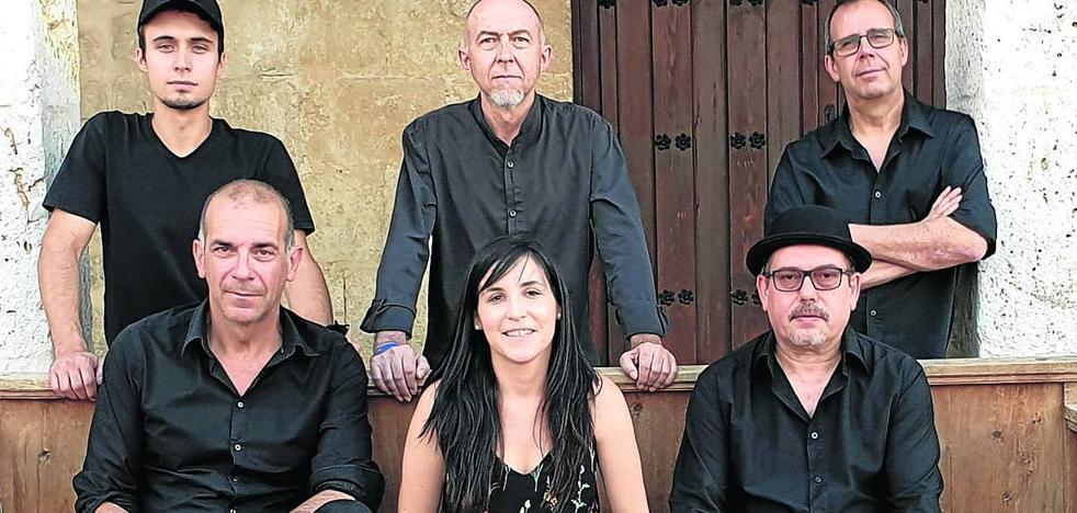 El folk de Alalumbre, en formato íntimo