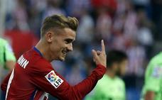 El Atlético obliga a Griezmann a presentarse el domingo a la pretemporada