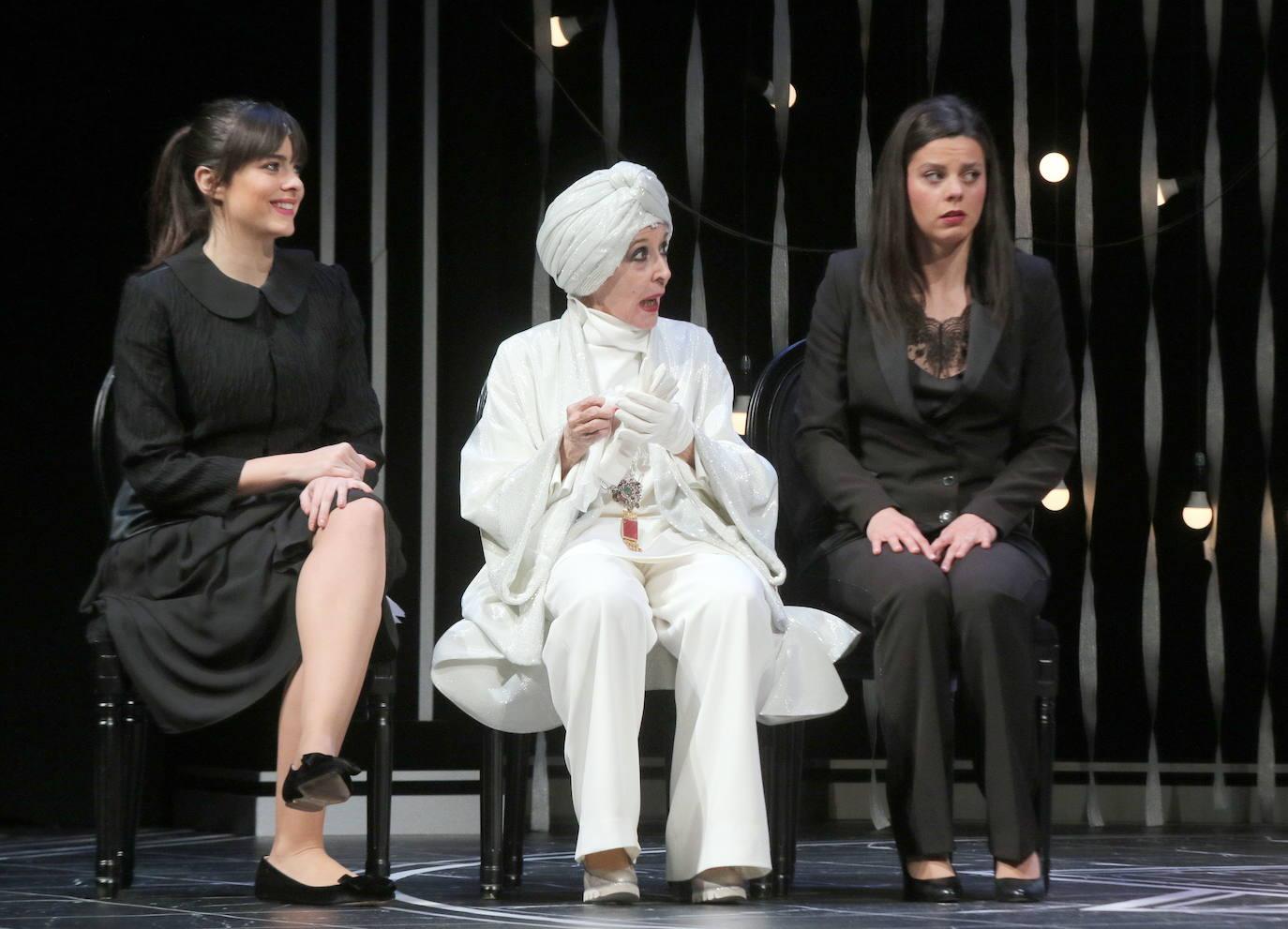 Concha Velasco protagonizará la obra 'El Funeral' los días 20 y 21 de septiembre en el Teatro Liceo