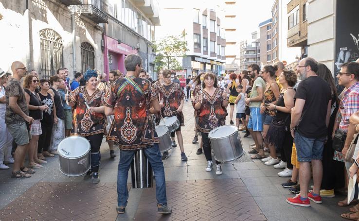 IX Encuentro Nacional de Batucada en Valladolid